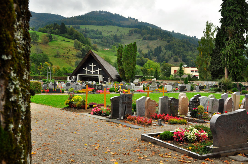 Friedhof Schönau Schwarzwald