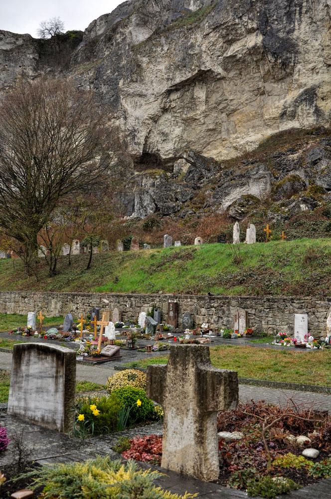 Istein Isteiner Klotz Friedhof Efringen