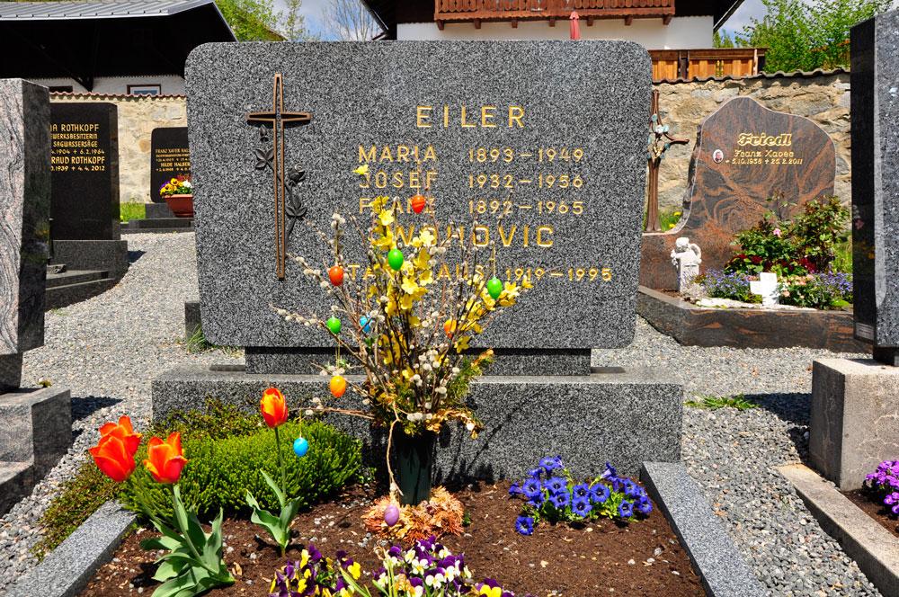 Friedhof in Neuschönau