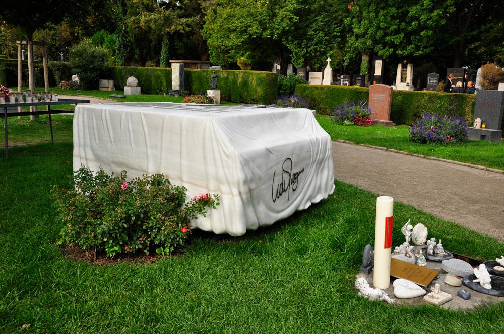 Zentralfriedhof Wien, Grabstätte von Udo Jürgens