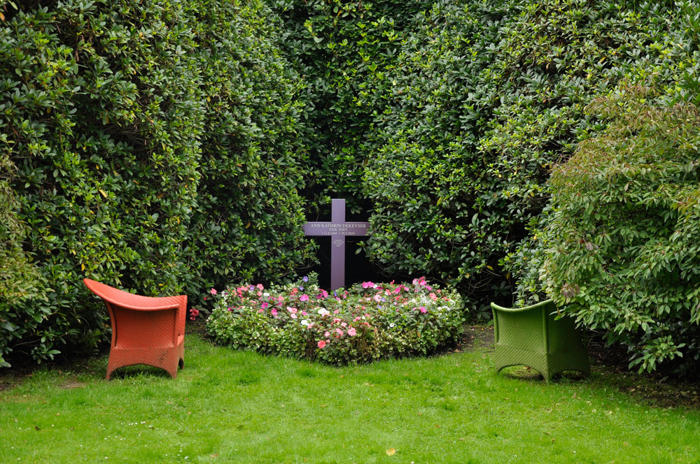 Friedhof in Hamburg-Ohlsdorf