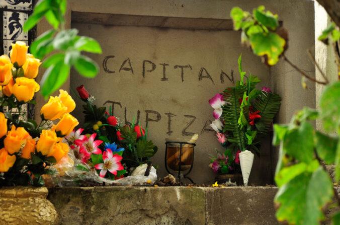 Friedhof Hafenstadt, Insel Santa Cruz (Galapagos)