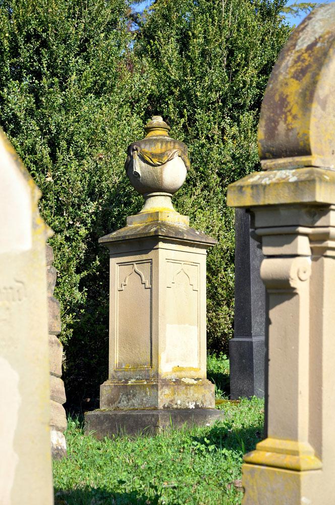 Judenfriedhof Leingarten, Schluchtern