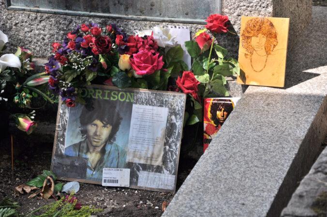 Grab Jim Morrison, Père-Lachaise, Paris