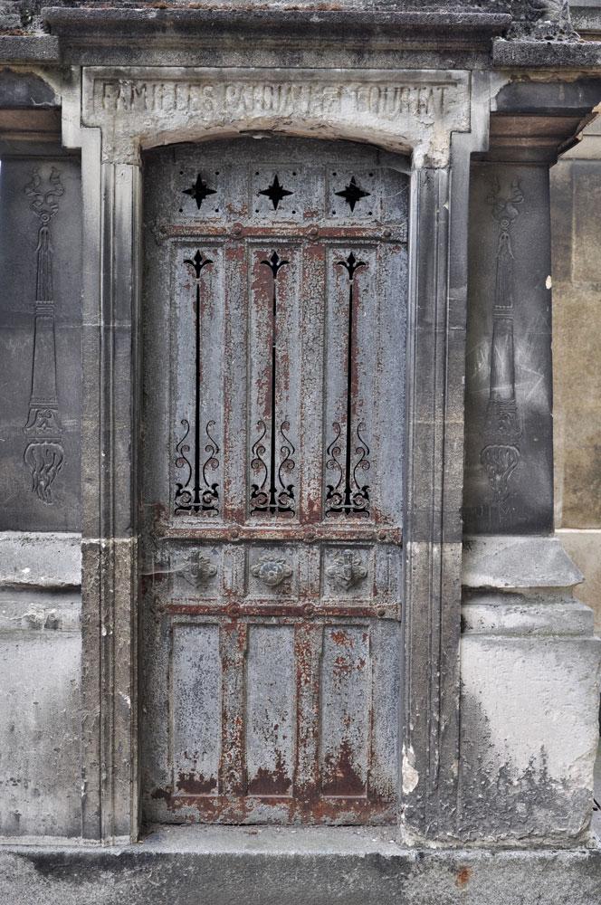 Friedhof Père-Lachaise, Paris, Frankreich