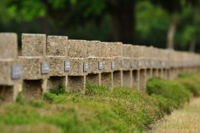 Soldatenfriedhof in Lommel