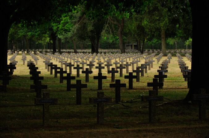 Soldatenfriedhof Lommel, Belgien