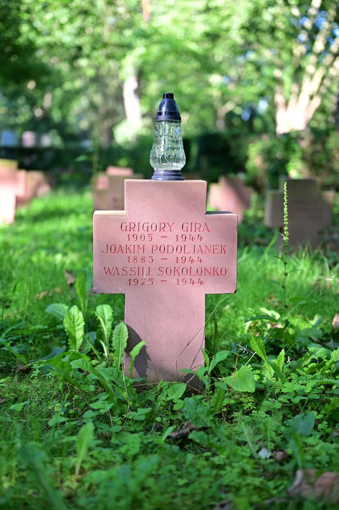 Hauptfriedhof Karlsruhe