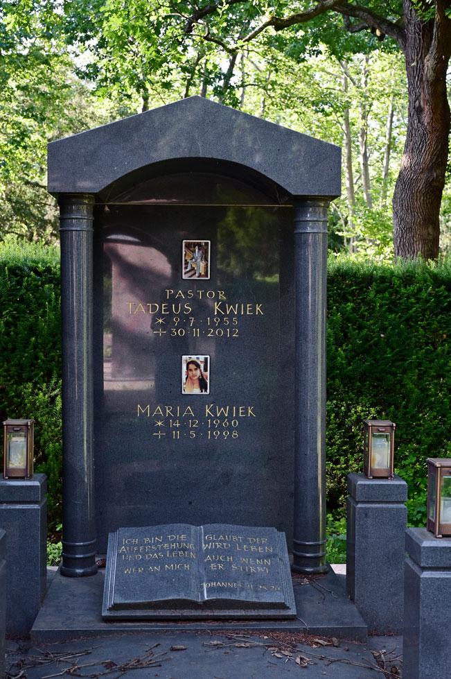Hauptfriedhof Karlsruhe, Sinti und Roma